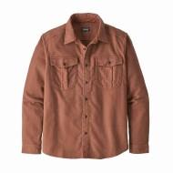 Men's Long-Sleeved Topo Canyon Moleskin Shirt