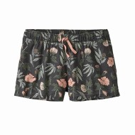 Women's Island Hemp Baggies Shorts - 3""