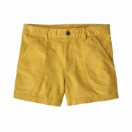 """Women's Cord Stand Up Shorts - 3"""""""