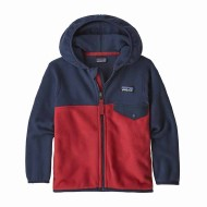 Baby Micro D Snap-T Fleece Jacket