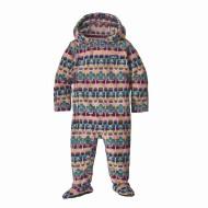 Infant Micro D Fleece Bunting