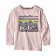 Baby Long-Sleeved Graphic Organic T-Shirt