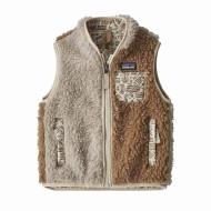 Baby Retro-X Fleece Vest