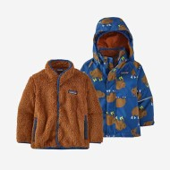 Baby All Seasons 3-in-1 Jacket