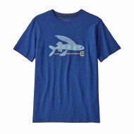 Boys' Graphic Organic Cotton T-Shirt