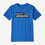 Boys' P-6 Logo Organic Cotton T-Shirt