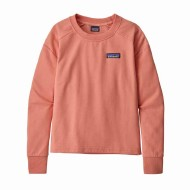 Girls' Lightweight Crew Sweatshirt