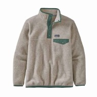 Girls' Lightweight Synchilla Snap-T Fleece Pullover