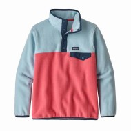 Girls' Lightweight Synchilla Snap-T Fleece Pullover