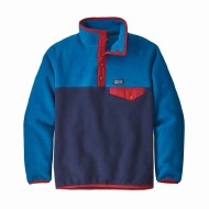 Boys' Lightweight Synchilla Snap-T Fleece Pullover
