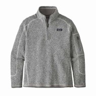 Girls' Better Sweater 1/4-Zip Fleece