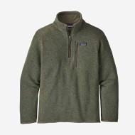 Boys' Better Sweater 1/4-Zip Fleece