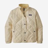 Girls' Diamond Quilt Jacket