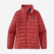 Girls' Down Sweater Jacket