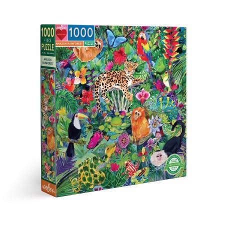 1000pc Rainforest Puzzle
