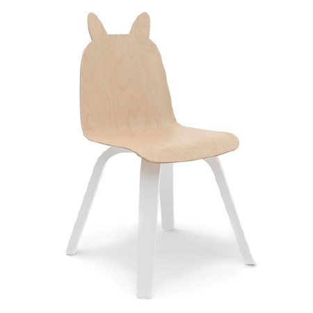 Rabbit Play Chairs (2) Birch