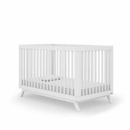 Soho Crib - White