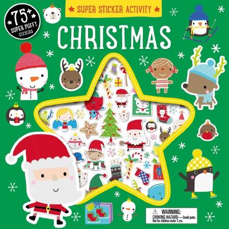 Super Sticker Christmas