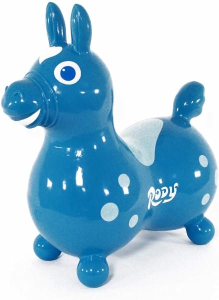 Rody Horse Teal w/Pump
