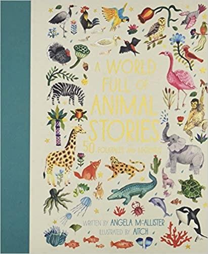 World Full of Animal Stories