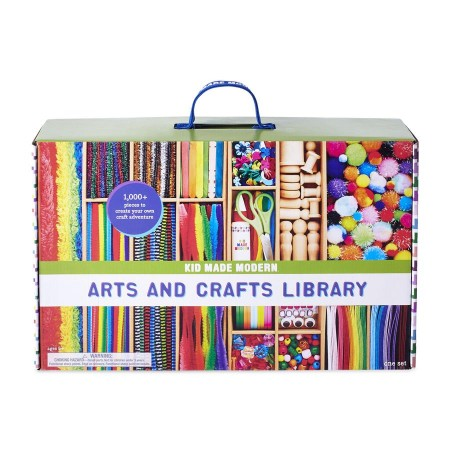 Arts & Craft Library