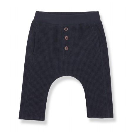 Averau Pants Blue 9-12m