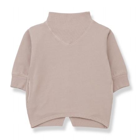 Baqueira Dress Rose 6-9m