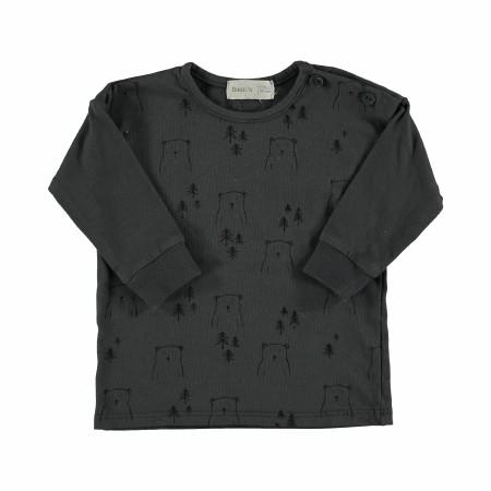 Bears T-Shirt Anthracit 3-6m