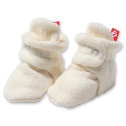 Booties Fleece Cream 6m