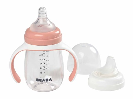 Bottle to Sippy Cup Rose