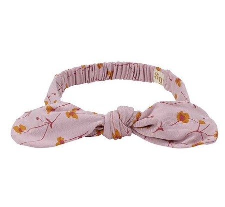 Bow Hairband Buttercup