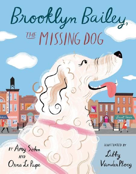 Brooklyn Bailey, Missing Dog