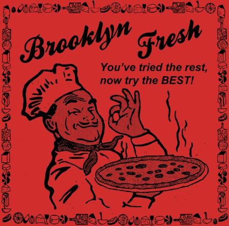 Brooklyn Fresh Tee 2T