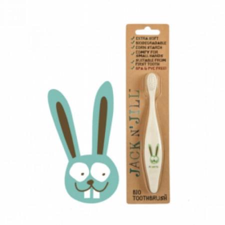 Bunny Bio Toothbrush
