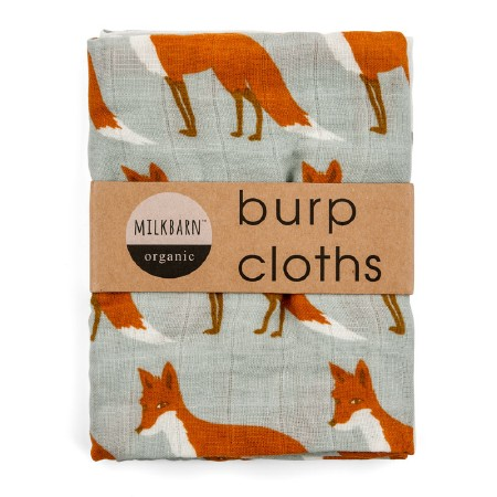 Burpies Orange Fox