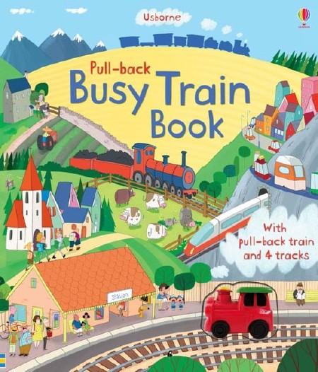 Busy Train Book