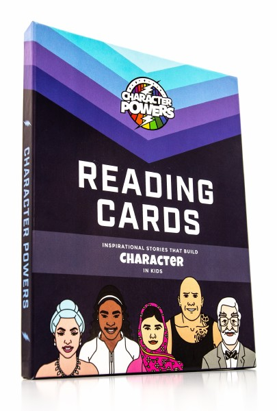 Character Powers Cards