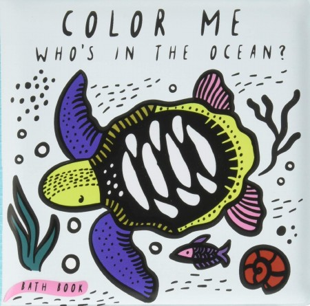 Color Me Ocean (Turtle)