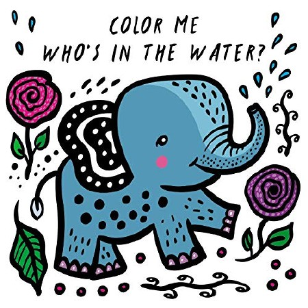 Color Me Water (Elephant)