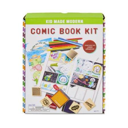 Comic Book Kit V2