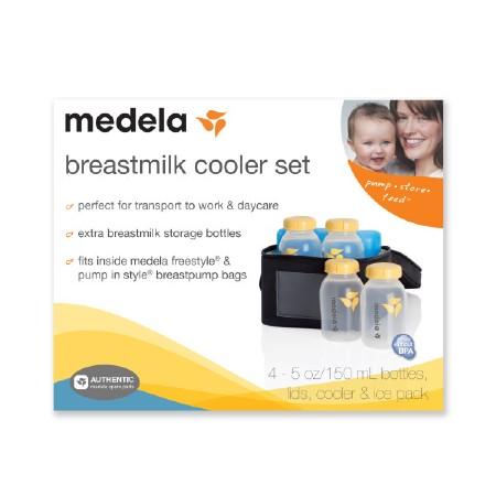 Breastmilk Cooler Set
