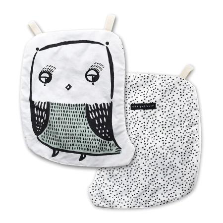 Crinkle Toy Owl