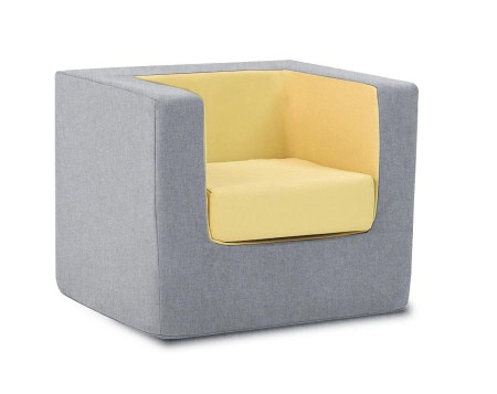 Cubino Chair Nordic/Yellow