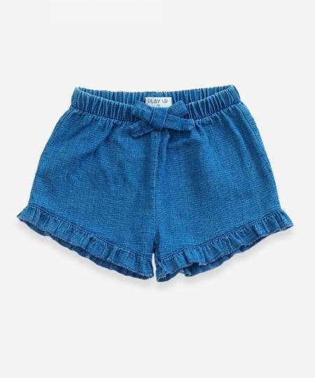 Denim Shorts 3-6m