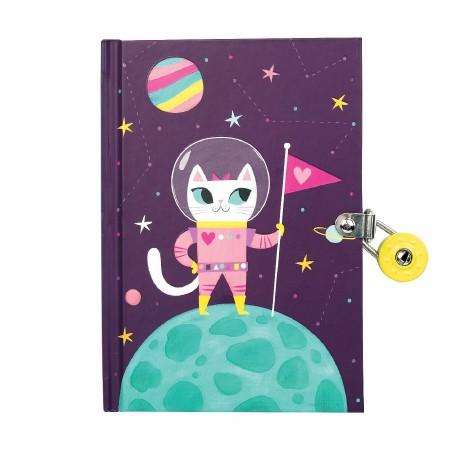 Diary Space Cat (Locked(