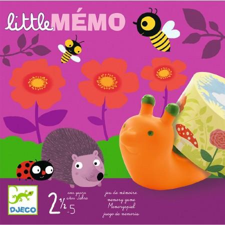 Toddler Game - Little Memo