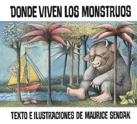 Donde Viven Los Monstruos NS