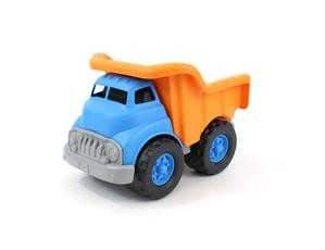Blue/Orange Dump Truck
