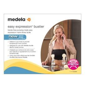 Easy Expression Bustier Black Medium