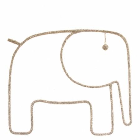 Wall Hanging Elephant